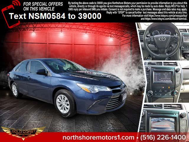 Used Toyota Camry LE Automatic (Natl) 2017 | Sunrise Auto Outlet. Amityville, New York
