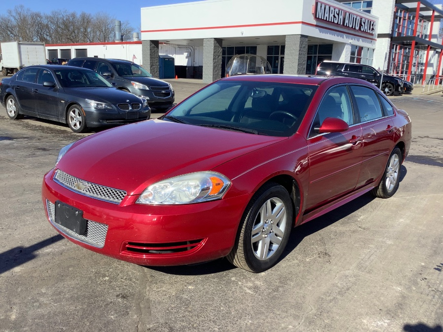 Used 2014 Chevrolet Impala Limited in Ortonville, Michigan   Marsh Auto Sales LLC. Ortonville, Michigan