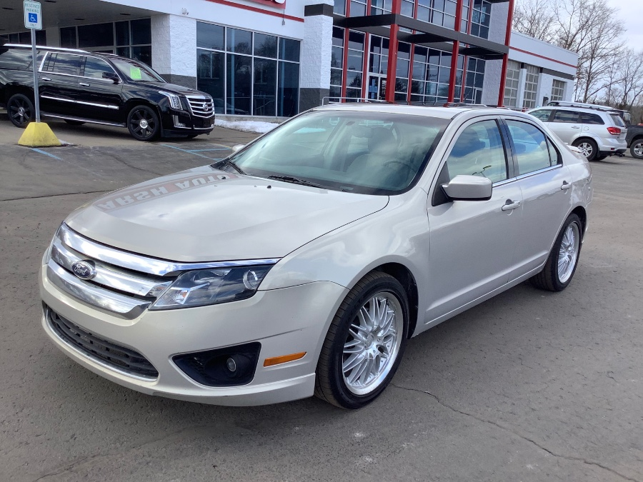 Used 2010 Ford Fusion in Ortonville, Michigan | Marsh Auto Sales LLC. Ortonville, Michigan