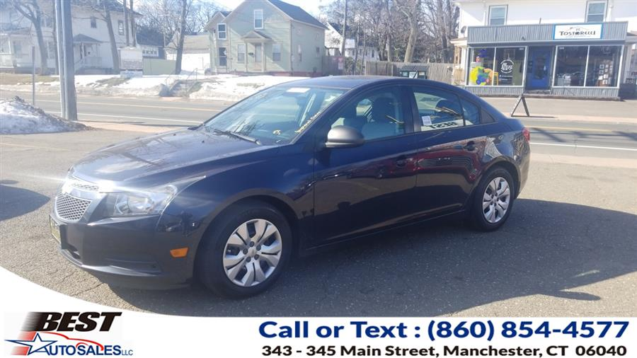 Used 2014 Chevrolet Cruze in Manchester, Connecticut | Best Auto Sales LLC. Manchester, Connecticut