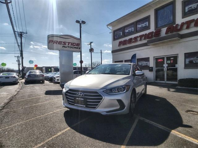 Used Hyundai Elantra SEL 2018   Prestige Auto Cars LLC. New Britain, Connecticut