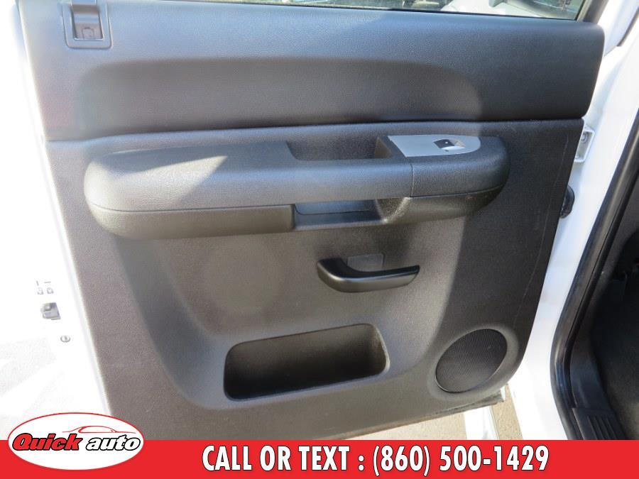 "Used GMC Sierra 1500 4WD Crew Cab 143.5"" Work Truck 2008 | Quick Auto LLC. Bristol, Connecticut"