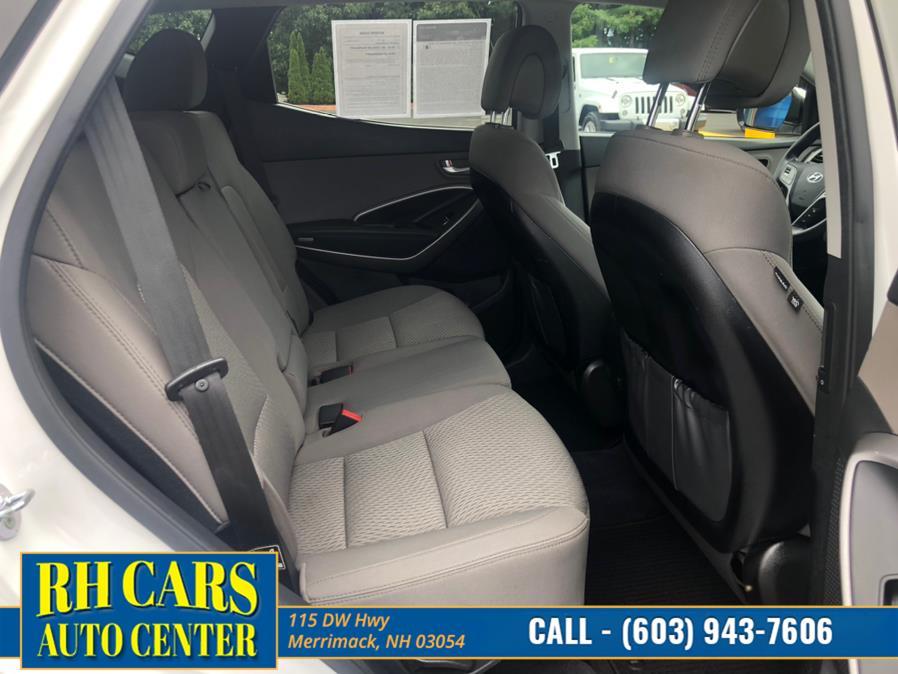 Used Hyundai Santa Fe Sport AWD 2016 | RH Cars LLC. Merrimack, New Hampshire