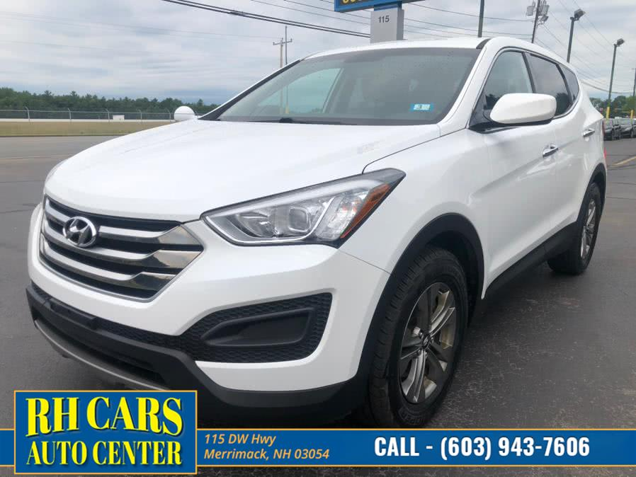 Used 2016 Hyundai Santa Fe Sport in Merrimack, New Hampshire | RH Cars LLC. Merrimack, New Hampshire