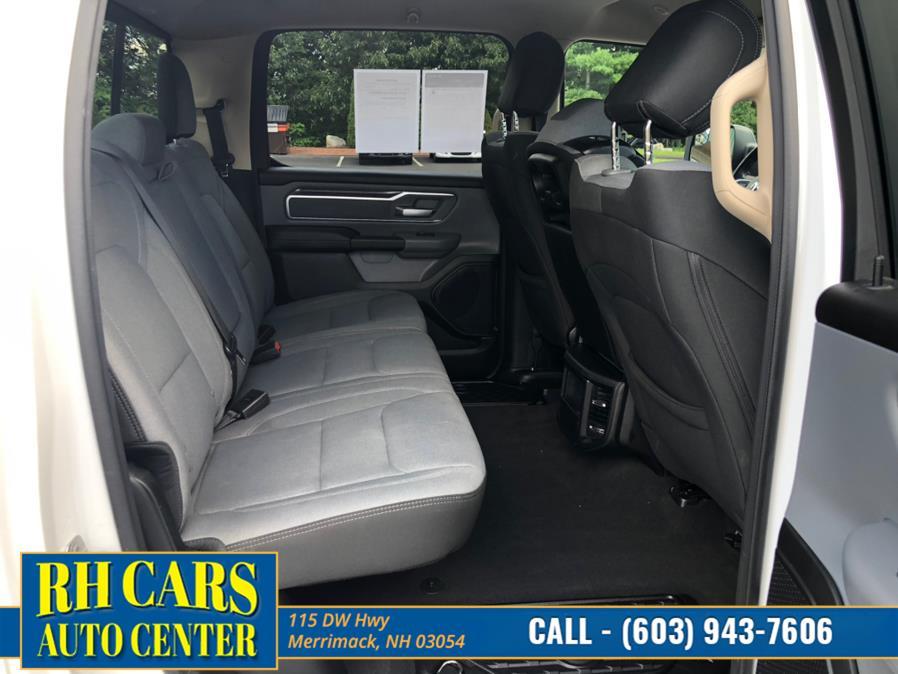 Used Ram 1500 Crew Cab Big Horn 4x4 2019 | RH Cars LLC. Merrimack, New Hampshire
