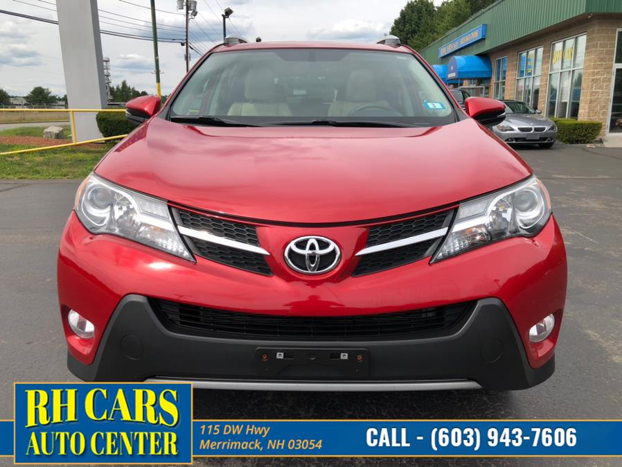 Used Toyota RAV4 Limited AWD 2015 | RH Cars LLC. Merrimack, New Hampshire