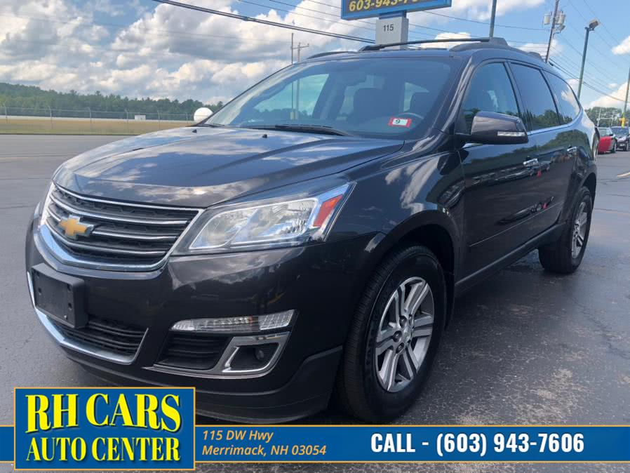 Used 2016 Chevrolet Traverse in Merrimack, New Hampshire | RH Cars LLC. Merrimack, New Hampshire