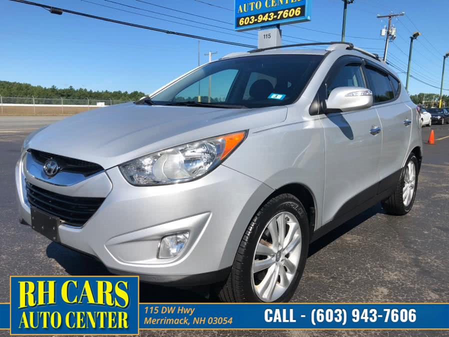 Used 2013 Hyundai Tucson in Merrimack, New Hampshire | RH Cars LLC. Merrimack, New Hampshire