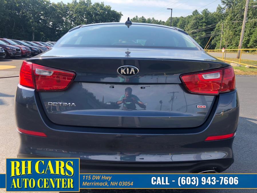 Used Kia Optima LX 2015 | RH Cars LLC. Merrimack, New Hampshire