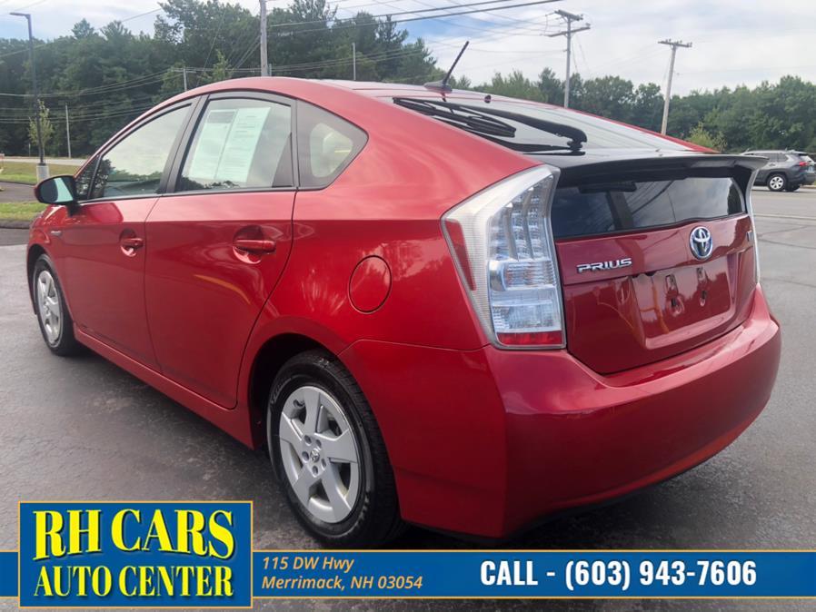 Used Toyota Prius III 2011 | RH Cars LLC. Merrimack, New Hampshire