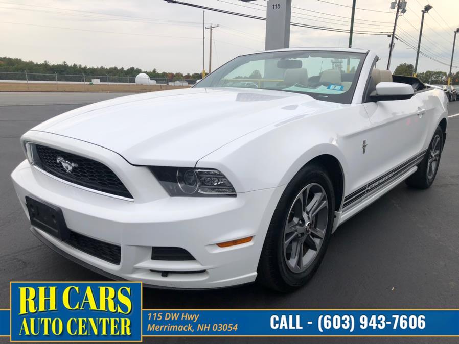 Used Ford Mustang Convertible Premium 2014 | RH Cars LLC. Merrimack, New Hampshire