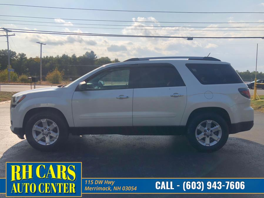 Used GMC Acadia SLE w/SLE-2 AWD 2015 | RH Cars LLC. Merrimack, New Hampshire