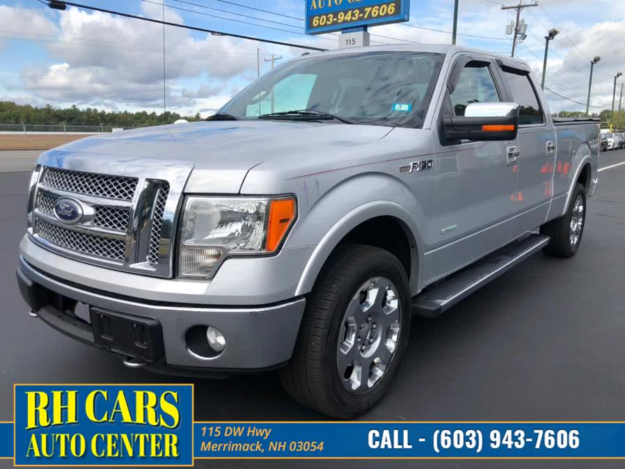 Used 2011 Ford F-150 in Merrimack, New Hampshire | RH Cars LLC. Merrimack, New Hampshire