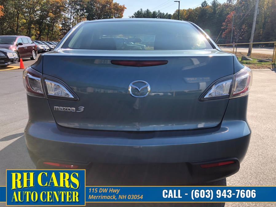 Used Mazda Mazda3 i Touring 2011 | RH Cars LLC. Merrimack, New Hampshire