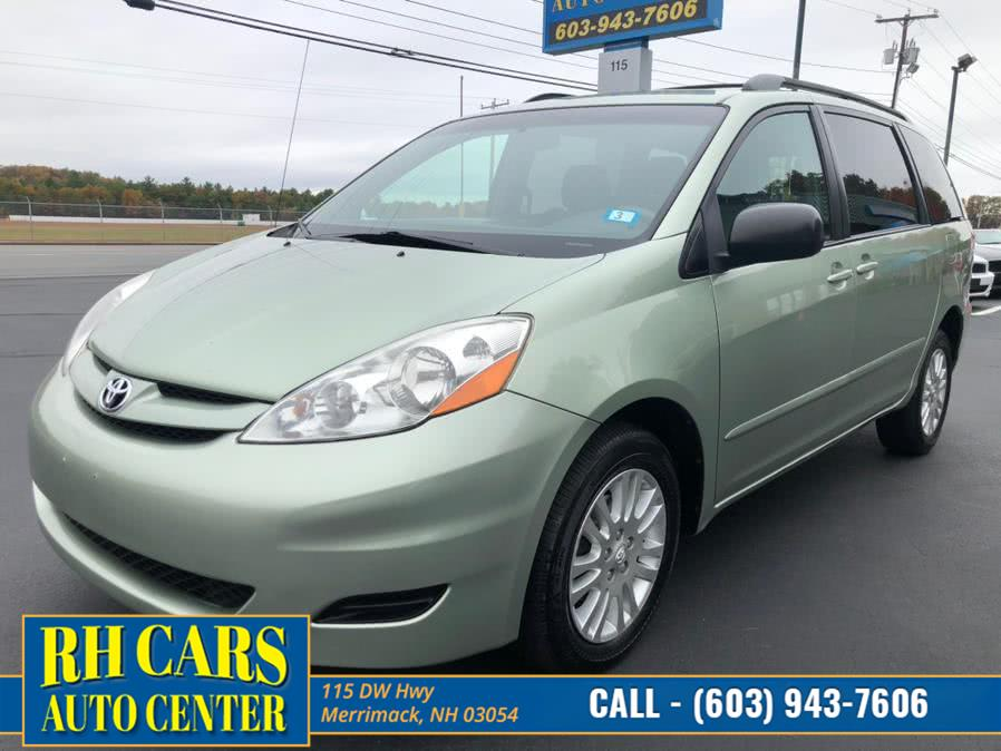 Used 2009 Toyota Sienna in Merrimack, New Hampshire | RH Cars LLC. Merrimack, New Hampshire
