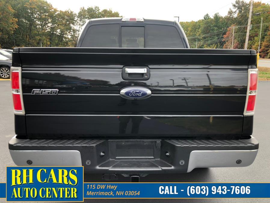 Used Ford F-150 SuperCrew XLT 4WD 2013 | RH Cars LLC. Merrimack, New Hampshire