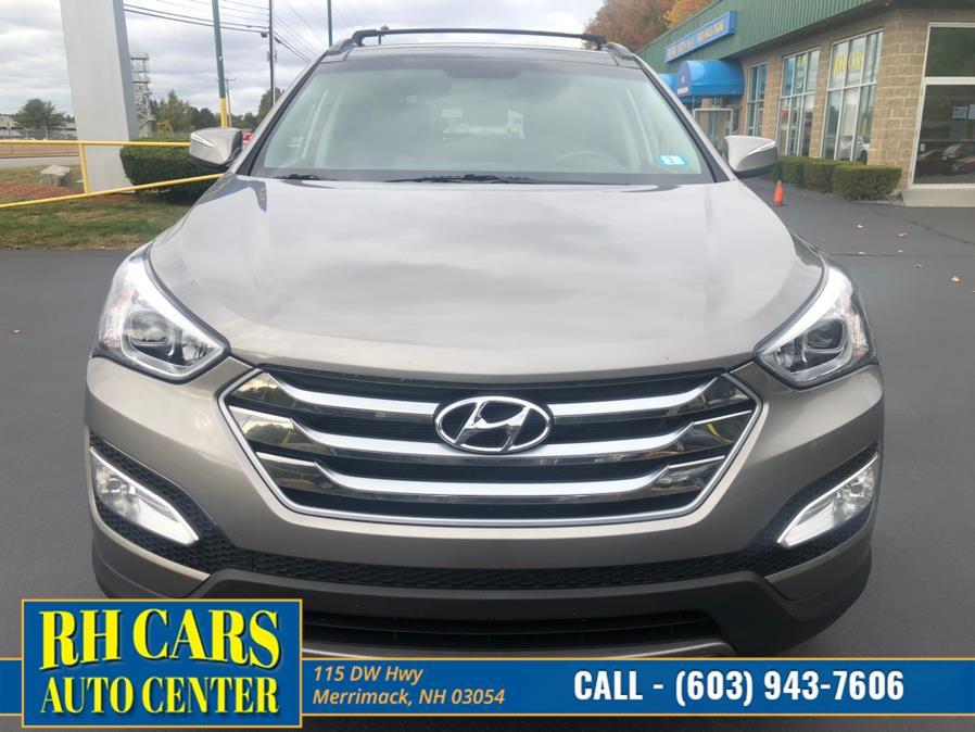 Used Hyundai Santa Fe Sport FWD 2.4 2015 | RH Cars LLC. Merrimack, New Hampshire