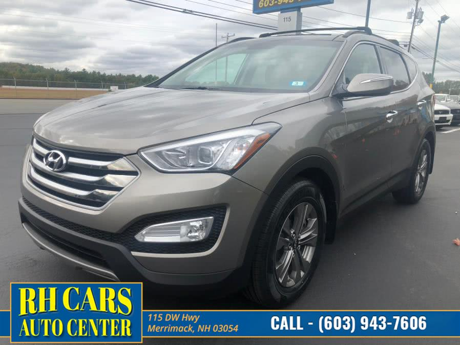Used 2015 Hyundai Santa Fe Sport in Merrimack, New Hampshire | RH Cars LLC. Merrimack, New Hampshire