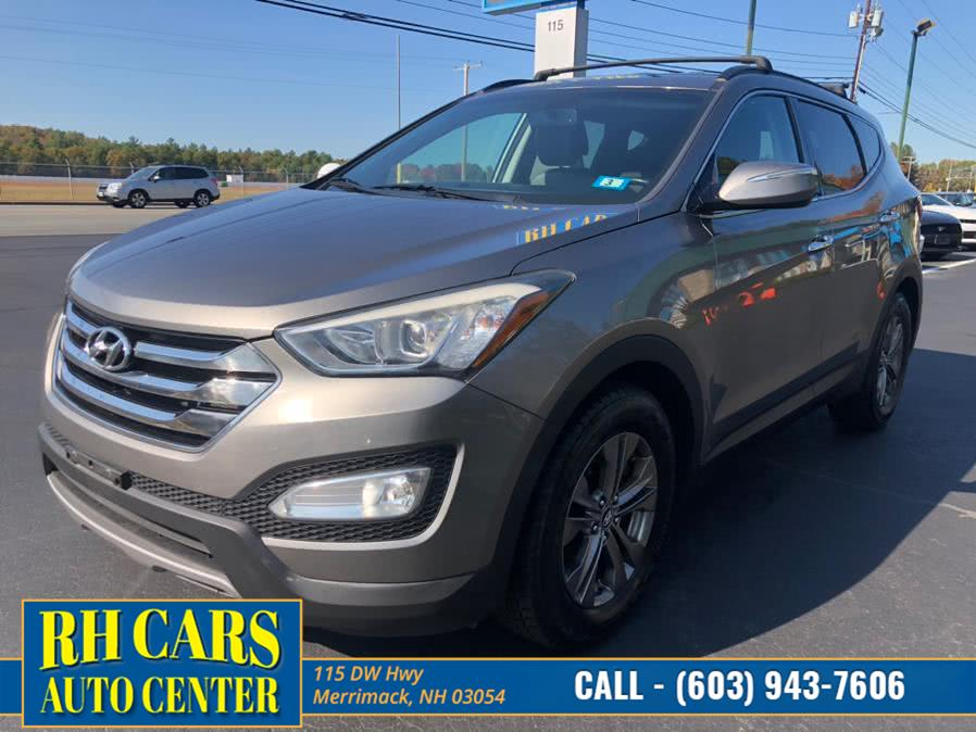 Used 2013 Hyundai Santa Fe Sport in Merrimack, New Hampshire | RH Cars LLC. Merrimack, New Hampshire