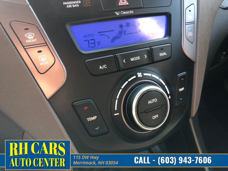 Used Hyundai Santa Fe Sport AWD 2013 | RH Cars LLC. Merrimack, New Hampshire