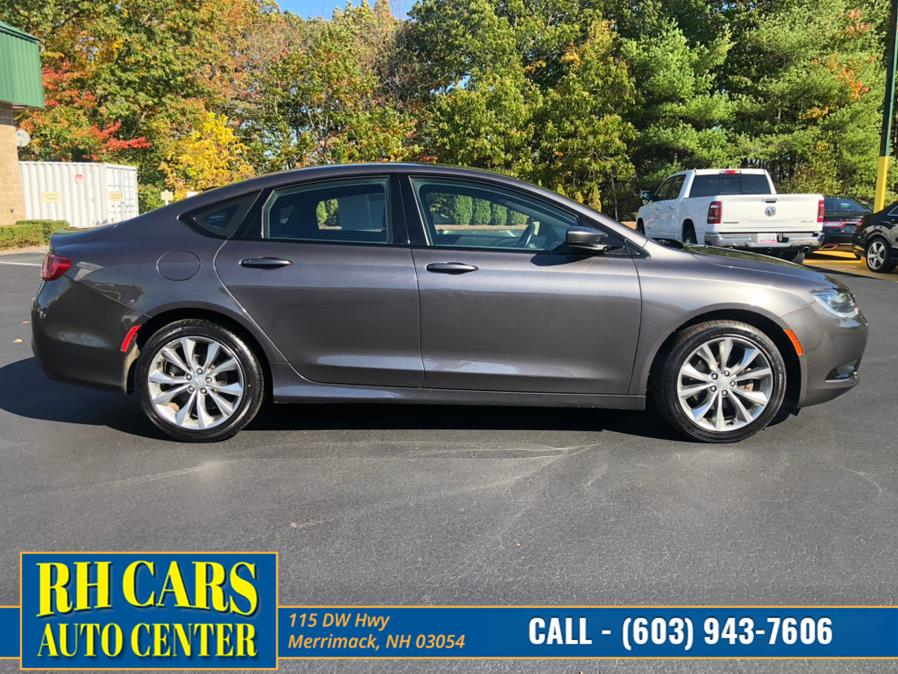 Used Chrysler 200 S FWD 2016 | RH Cars LLC. Merrimack, New Hampshire