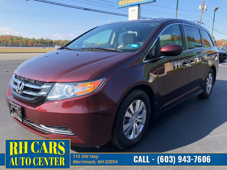 Used 2014 Honda Odyssey in Merrimack, New Hampshire | RH Cars LLC. Merrimack, New Hampshire