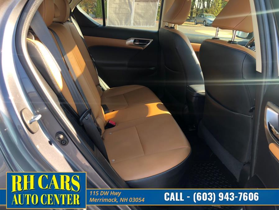 Used Lexus CT 200h Hybrid 2015 | RH Cars LLC. Merrimack, New Hampshire