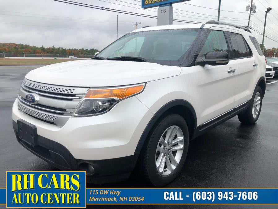 Used 2013 Ford Explorer in Merrimack, New Hampshire | RH Cars LLC. Merrimack, New Hampshire