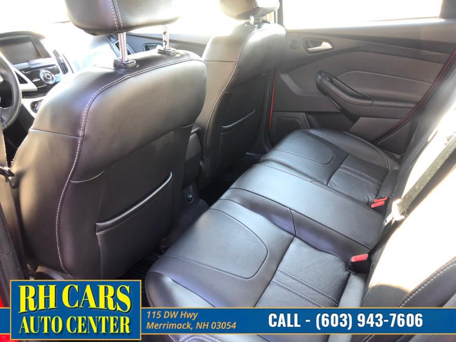 Used Ford Focus SE 2013 | RH Cars LLC. Merrimack, New Hampshire