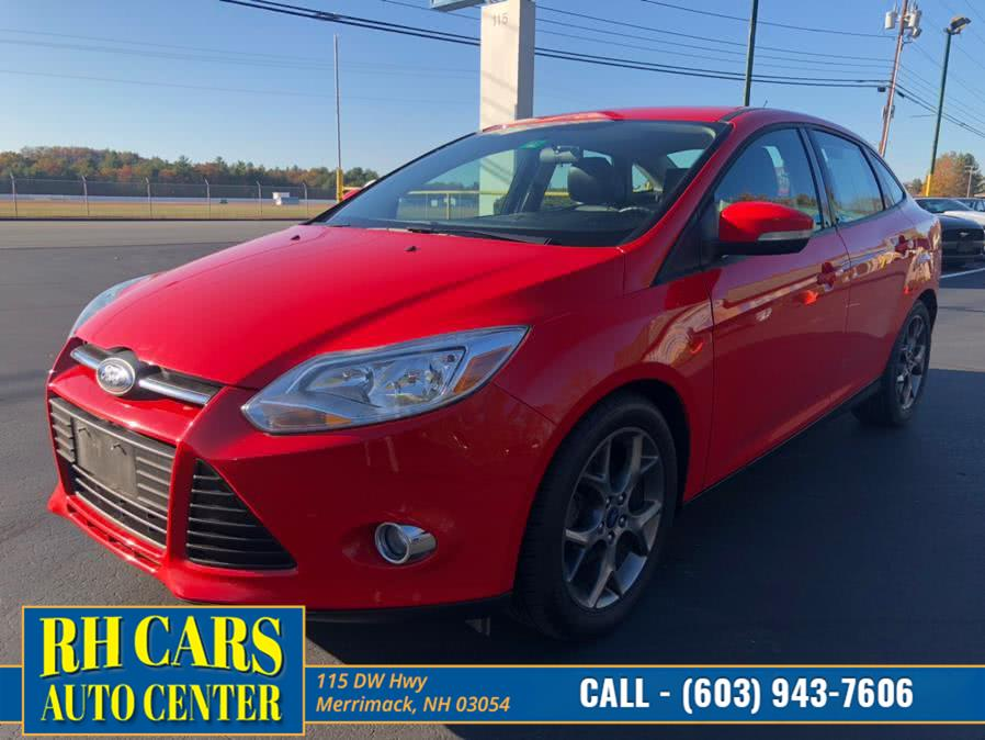 Used 2013 Ford Focus in Merrimack, New Hampshire | RH Cars LLC. Merrimack, New Hampshire