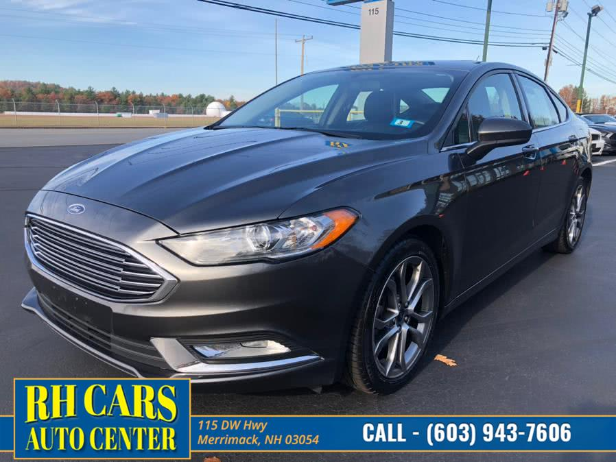 Used 2017 Ford Fusion in Merrimack, New Hampshire | RH Cars LLC. Merrimack, New Hampshire