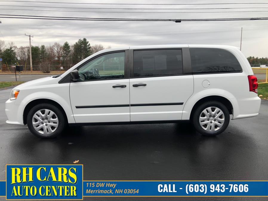Used Dodge Grand Caravan SE 2014 | RH Cars LLC. Merrimack, New Hampshire