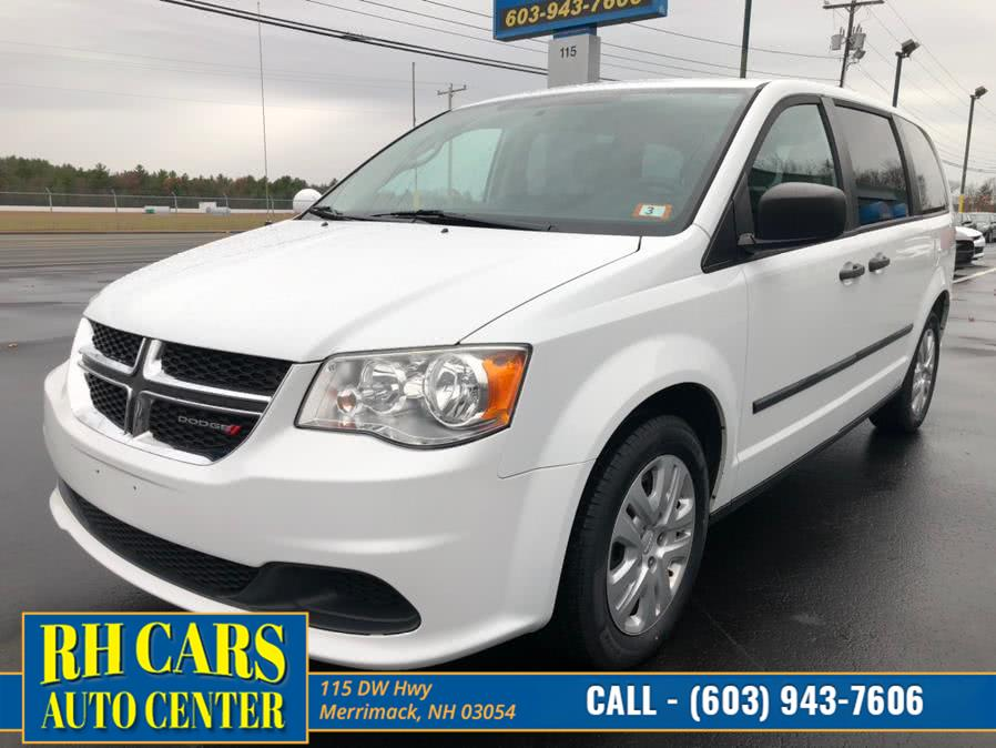 Used 2014 Dodge Grand Caravan in Merrimack, New Hampshire | RH Cars LLC. Merrimack, New Hampshire