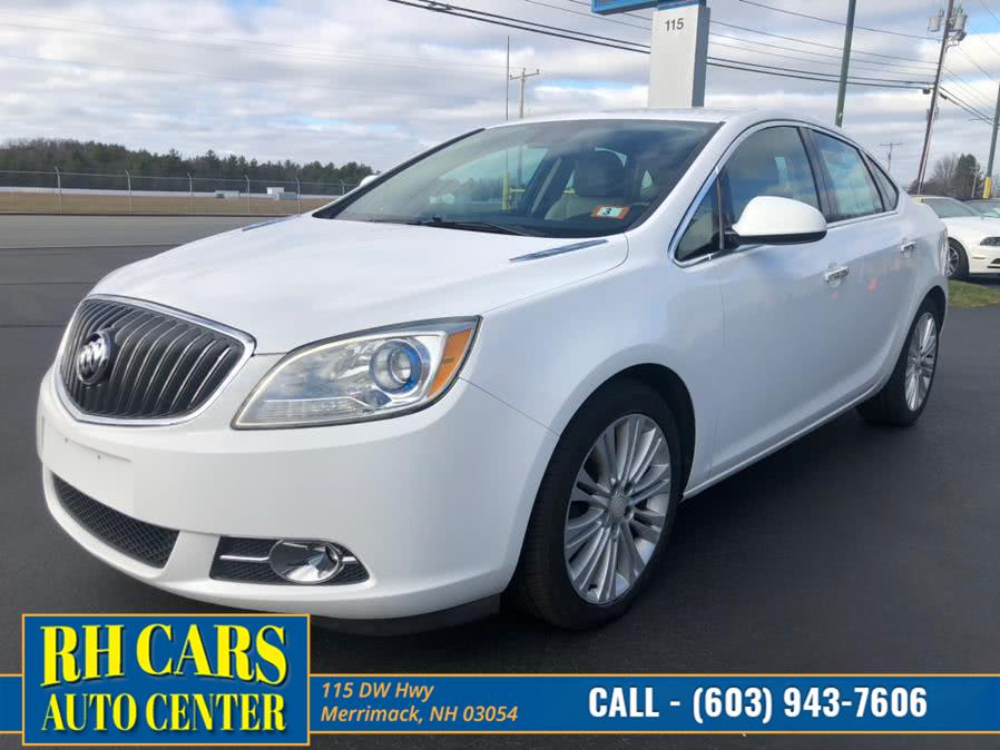 Used 2013 Buick Verano in Merrimack, New Hampshire | RH Cars LLC. Merrimack, New Hampshire