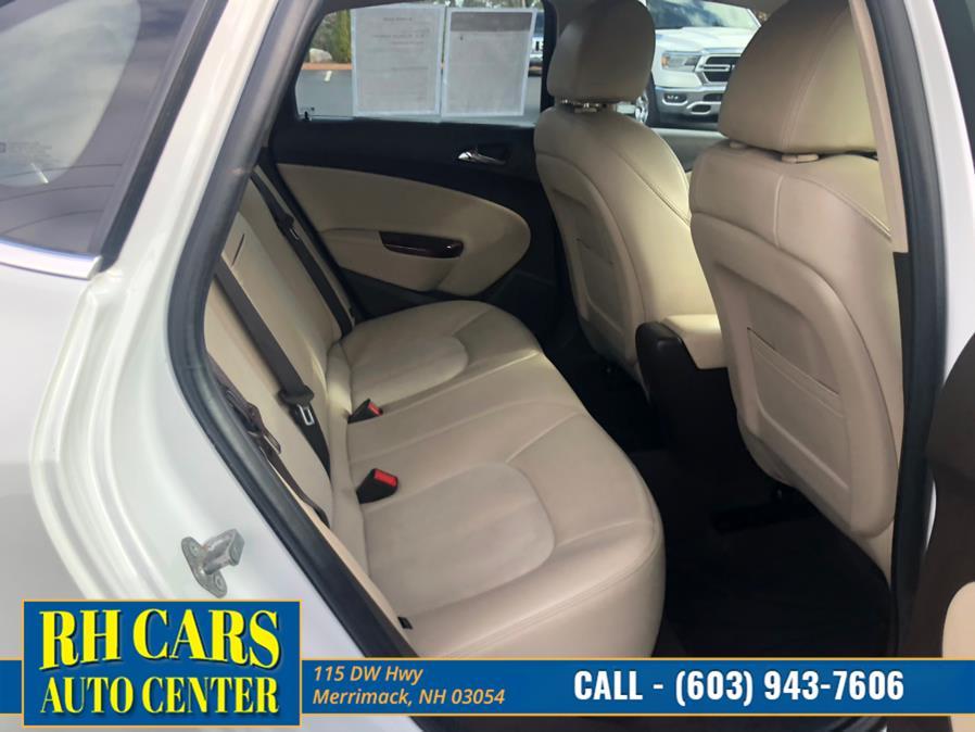 Used Buick Verano Convenience Group 2013 | RH Cars LLC. Merrimack, New Hampshire