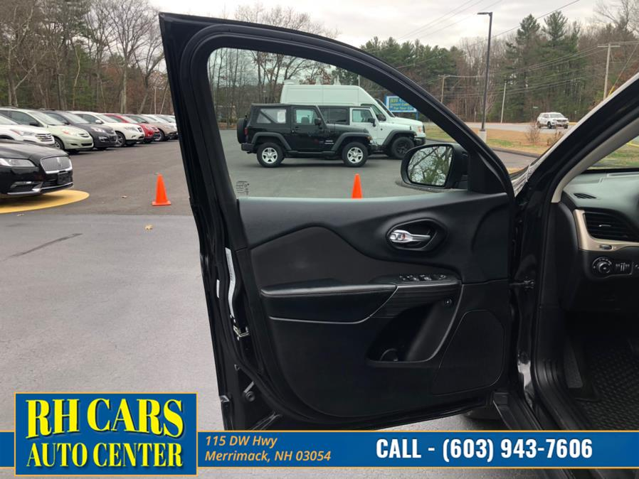 Used Jeep Cherokee Latitude 4WD 2015   RH Cars LLC. Merrimack, New Hampshire