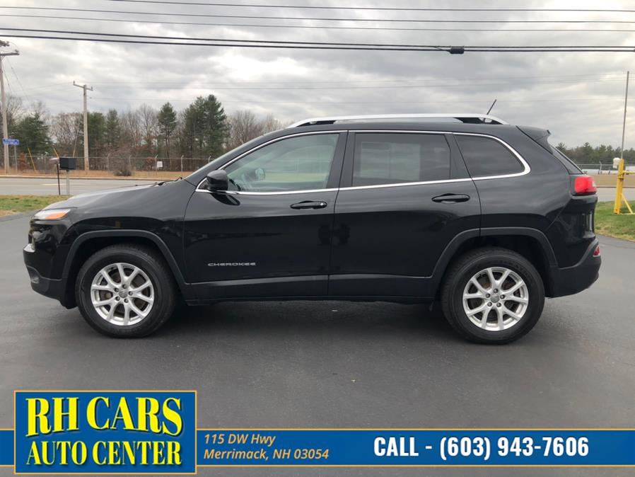 Used Jeep Cherokee Latitude 4WD 2015 | RH Cars LLC. Merrimack, New Hampshire