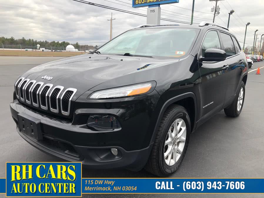 Used 2015 Jeep Cherokee in Merrimack, New Hampshire | RH Cars LLC. Merrimack, New Hampshire