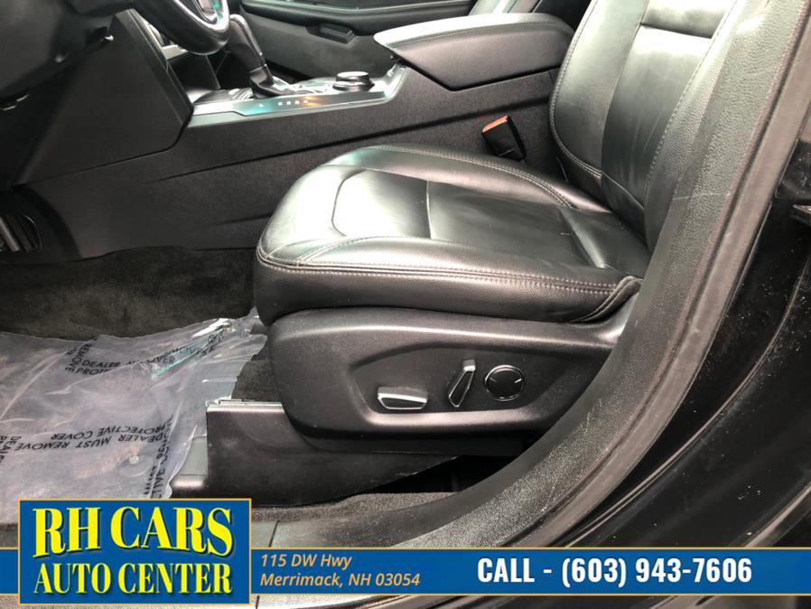 Used Ford Explorer XLT 4WD 2017 | RH Cars LLC. Merrimack, New Hampshire