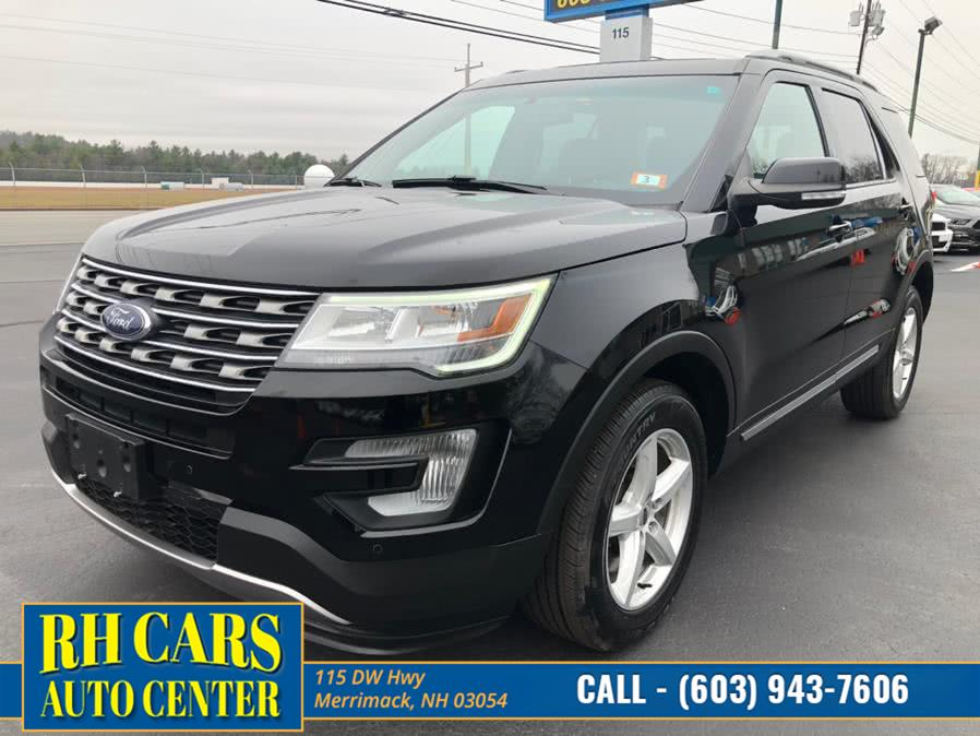 Used 2017 Ford Explorer in Merrimack, New Hampshire | RH Cars LLC. Merrimack, New Hampshire