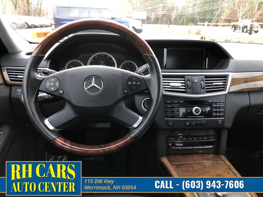 Used Mercedes-Benz E-Class E350 Luxury 4MATIC 2011   RH Cars LLC. Merrimack, New Hampshire