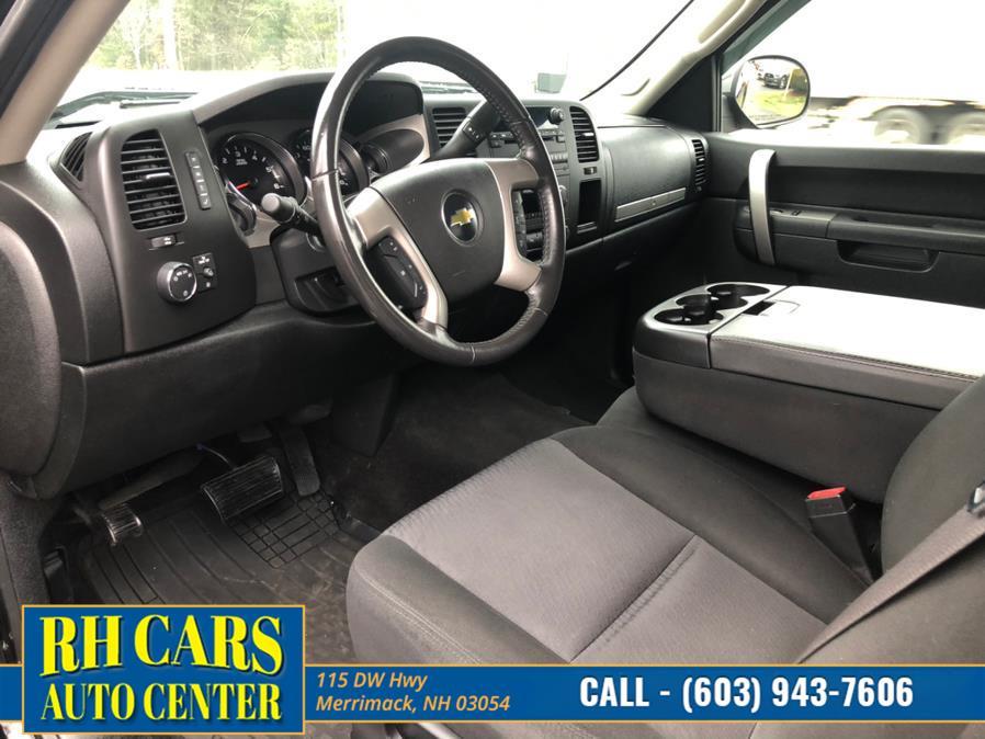 Used Chevrolet Silverado 1500 Ext Cab LT 4WD 2011   RH Cars LLC. Merrimack, New Hampshire