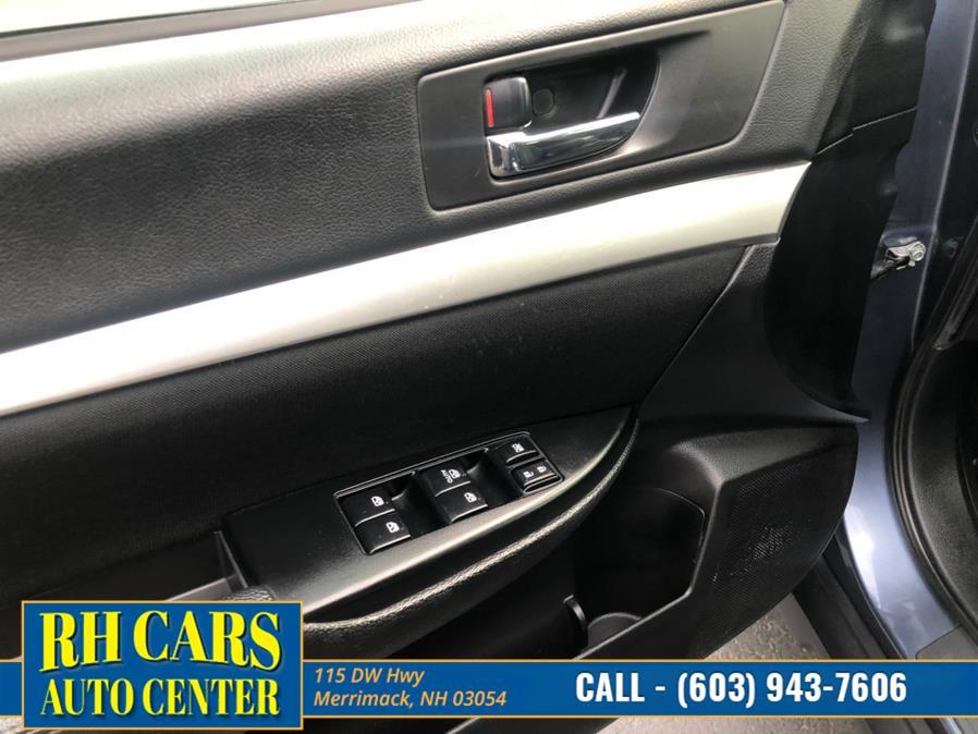 Used Subaru Outback Auto 2.5i Premium 2013   RH Cars LLC. Merrimack, New Hampshire