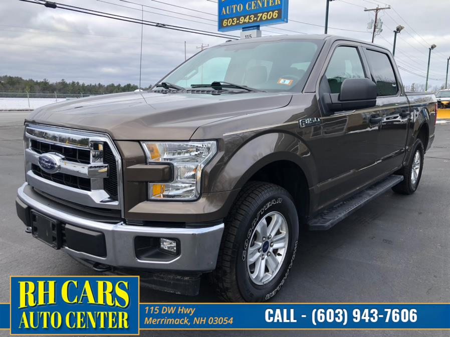 Used 2017 Ford F-150 in Merrimack, New Hampshire | RH Cars LLC. Merrimack, New Hampshire