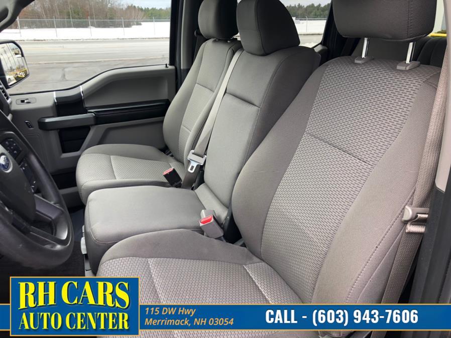 Used Ford F-150 XLT SuperCrew 4WD 2017   RH Cars LLC. Merrimack, New Hampshire