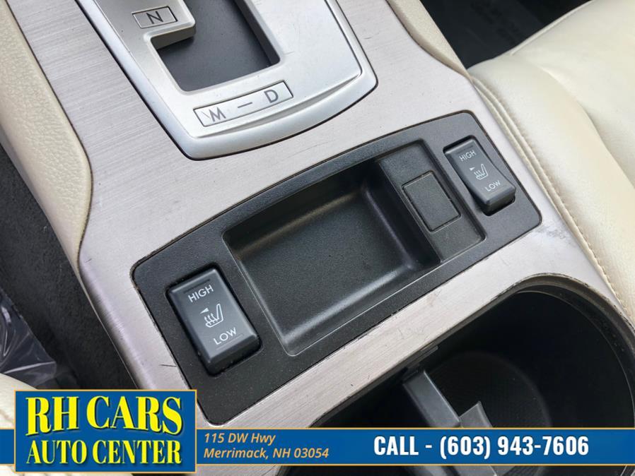 Used Subaru Outback 2.5i 2012 | RH Cars LLC. Merrimack, New Hampshire