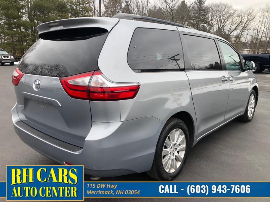 Used Toyota Sienna LE AWD 2016 | RH Cars LLC. Merrimack, New Hampshire