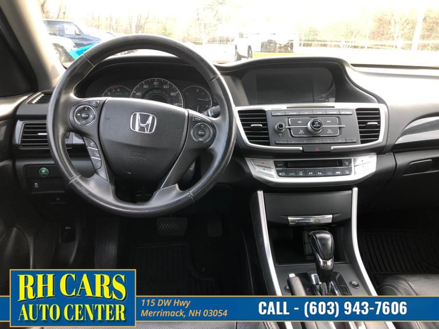 Used Honda Accord Sport 2014   RH Cars LLC. Merrimack, New Hampshire