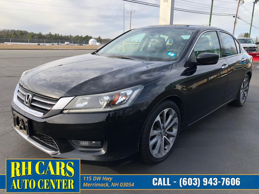 Used 2014 Honda Accord in Merrimack, New Hampshire | RH Cars LLC. Merrimack, New Hampshire