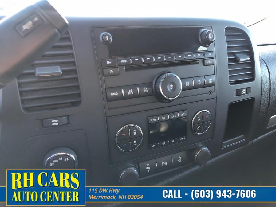 Used Chevrolet Silverado 1500 Ext Cab LT 4WD 2012 | RH Cars LLC. Merrimack, New Hampshire